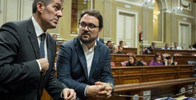 El Gobierno canario y el PP alcanzan un acuerdo para aprobar los presupuestos