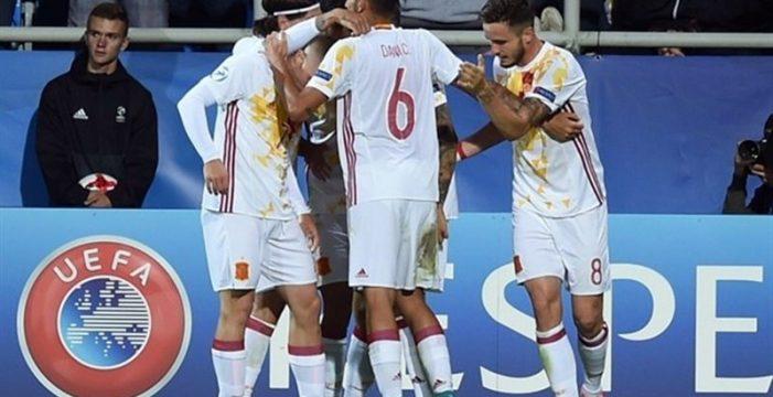 España va lanzada