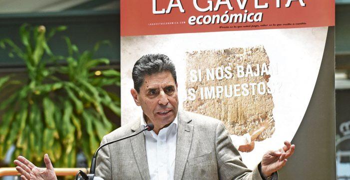 La revista 'La Gaveta Económica' se hace foro