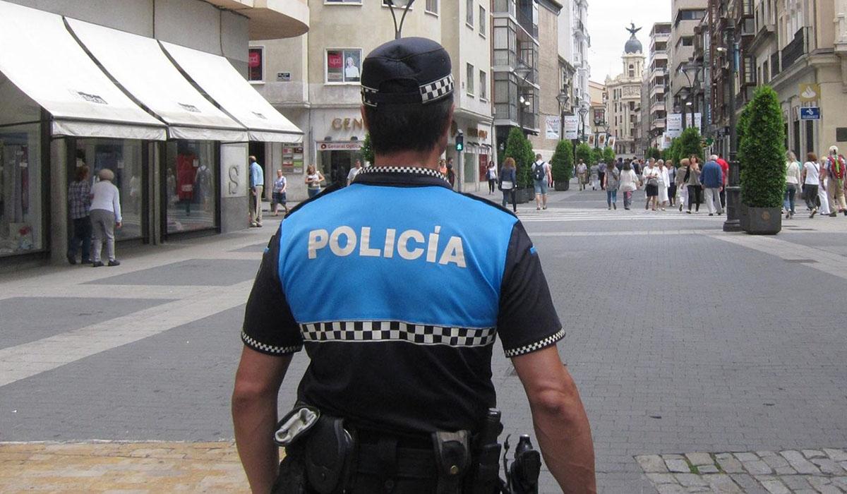 Policía Local. EUROPA PRESS