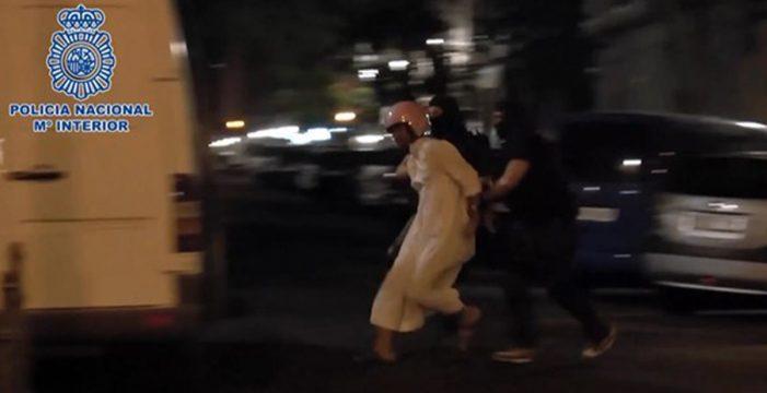 """El yihadista detenido: """"Da igual que sean niños, aquí va a ser peor"""""""
