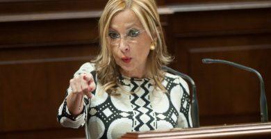 """Navarro ve """"estúpido"""" que CC pretenda elevar Icod a """"cuestión de Estado"""""""
