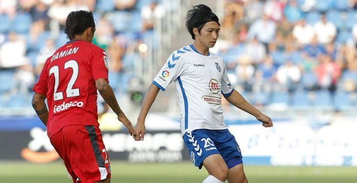 Así te contamos en directo la victoria del CD Tenerife ante el Getafe