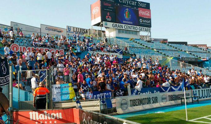 Directo: Getafe CF – CD Tenerife