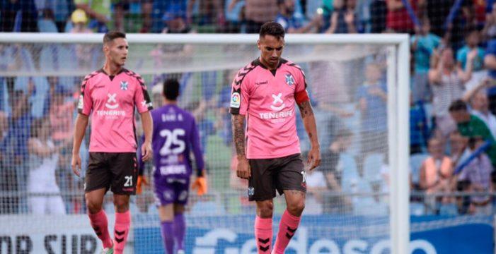 El Tenerife se queda a un gol de Primera