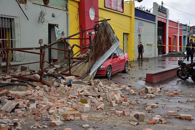 Un Terremoto De 6 8 Sacude Guatemala Y El Salvador