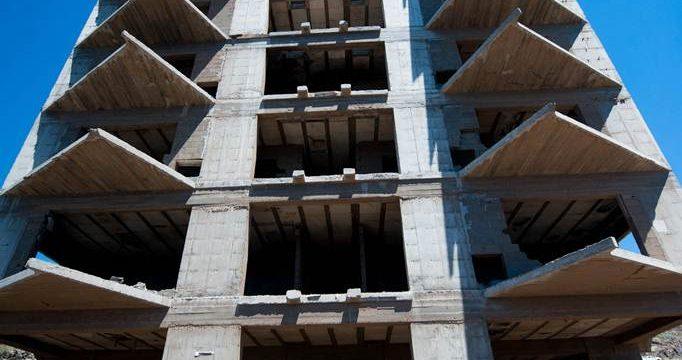 Hotel de Añaza: 40 años esperando a que alguien tome una decisión