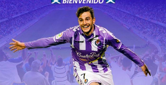 Juan Villar, primer fichaje del CD Tenerife para la temporada 2017/2018