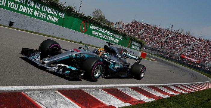 Hamilton gana sin rival en Canadá y Alonso abandona a dos vueltas del final