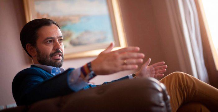 """Lope Afonso: """"El Puerto se encuentra vivo después de tener el sambenito del 'muerto de la Cruz"""""""