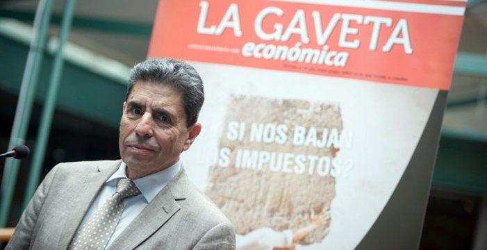 Mauricio Rojas habla de los 'populismos' en el I Foro de La Gaveta Económica