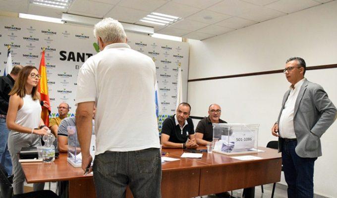 Elite Taxi obtiene el mayor número de votos en las elecciones