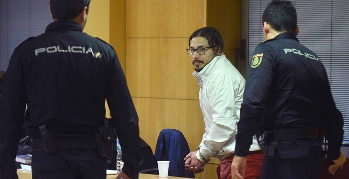 42 meses más de cárcel para el asesino de Laura González