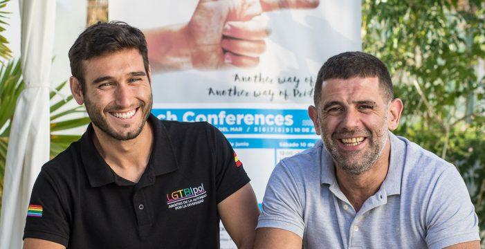 La homosexualidad en el deporte abre las conferencias del Arona Culture Pride