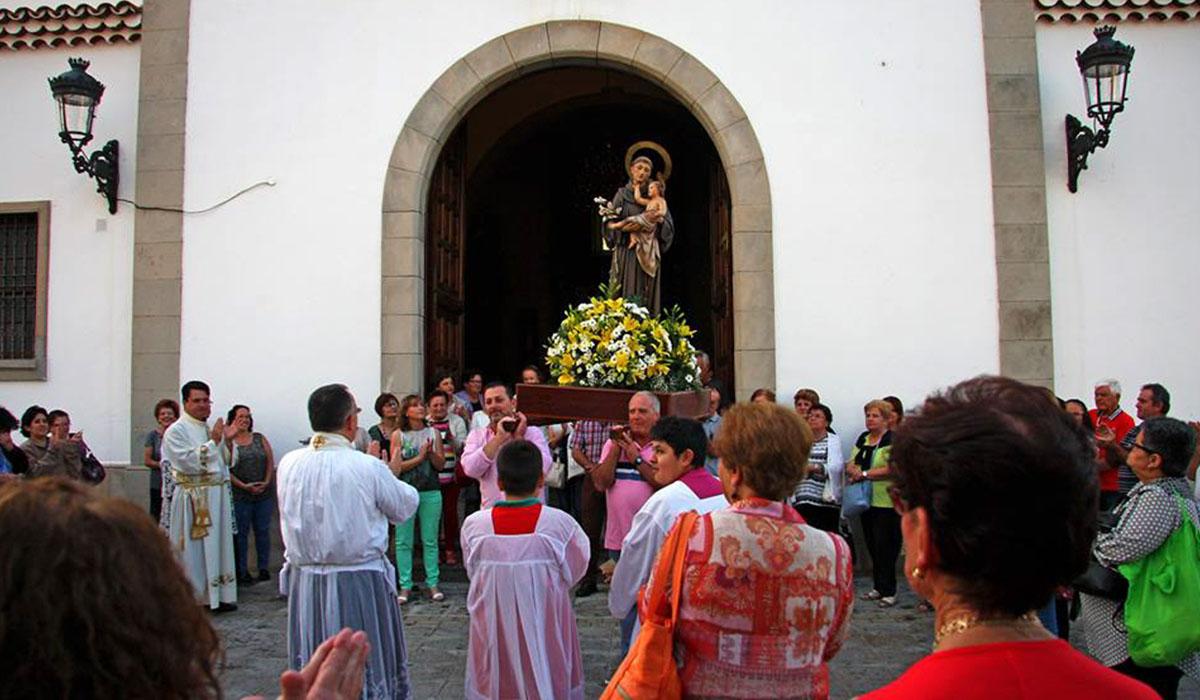 El año pasado el barrio lagunero de Las Toscas de Arriba recuperó sus fiestas patronales tras un paréntesis de más de treinta años. DA