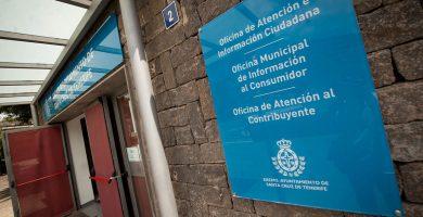 El mayor índice de domicialición ha logrado, según el Ayuntamiento, reducir la presión de contribuyentes en las oficinas municipales, en las que se pueden pagar los impuestos de manera directa. Fran Pallero