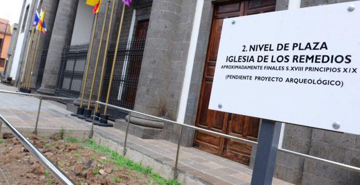El Gobierno se encargará de excavar los yacimientos de la plaza de la Catedral