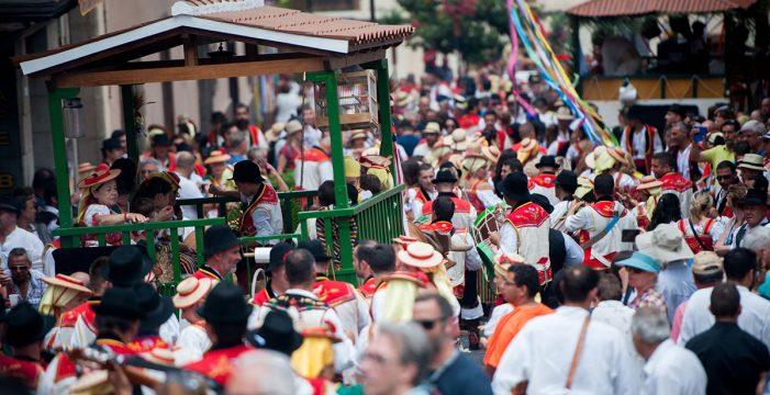 La semana grande del Corpus y San Isidro congregó a 160.000 personas