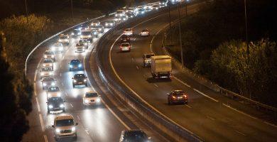 El nuevo convenio entre el Gobierno y el Cabildo tiene como objetivo principal erradicar las colas y retenciones en la autopista del Norte. Fran Pallero