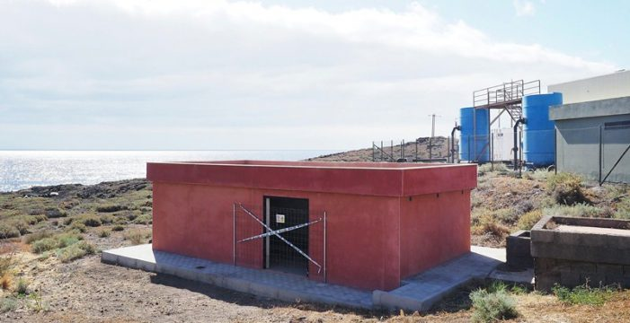 El Cabildo ultima un plan para vigilar los vertidos del Polígono Valle de Güímar