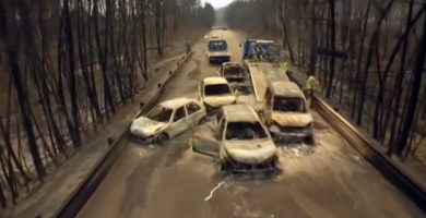 Incendio en Portugal | REUTERS