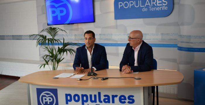 El PP pide a los municipios que rechacen el canal insular en TDT