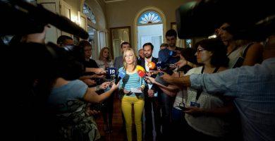 El PP pide a CC Presidencia y Justicia, Infraestructuras, Economía y Turismo