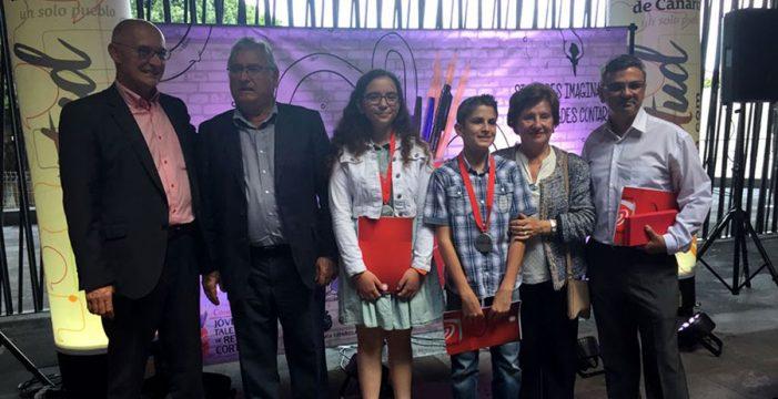 El Colegio Virgen del Mar, premiado en el Concurso Jóvenes Talentos-Relato Corto de Coca-Cola