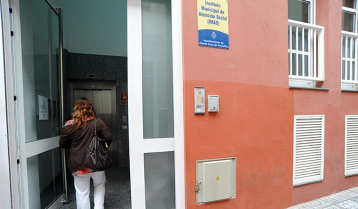 Instituto Municipal de Atención Social (IMAS)La sede central del IMAS se localiza en la calle San Pedro Alcántara de la capital. DA