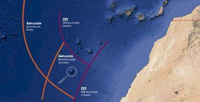 Marruecos se apropia de las aguas del Sahara para disputar telurio a Canarias