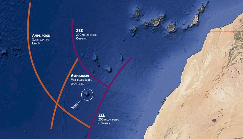 Resultado de imagen de las aguas saharauis