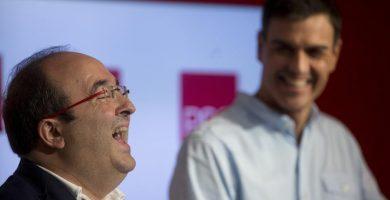 """Sánchez no descarta una censura a Rajoy: """"No será improvisada"""""""