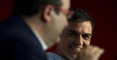 """Pedro Sánchez dice que respaldará """"la respuesta ante cualquier quiebra unilateral del Estado"""""""