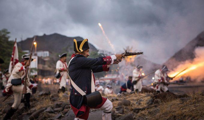 Nelson ataca otra vez, 220 años después…