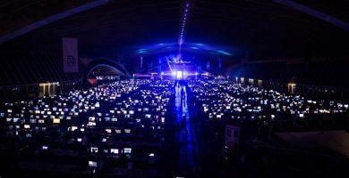 El mayor festival tecnológico de la historia enciende sus pantallas
