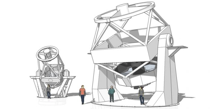 Estiman que el Telescopio Liverpool verá la primera luz en 2021