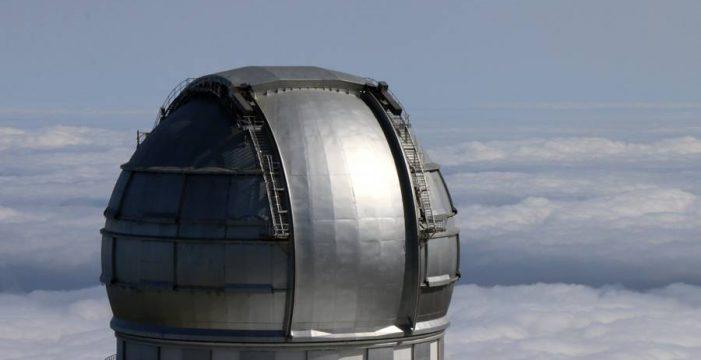 El IAC revisará el modelo de visitas al Observatorio tras la apertura del Centro de Visitantes