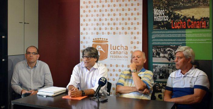 La anterior Junta de Gobierno de la Federación de Lucha Canaria dejó una deuda de más de 318.000 euros