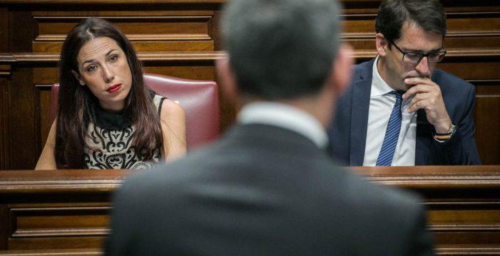 Lavandera da por cierto que dirigentes del PSOE se reunieron con Clavijo