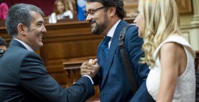 Clavijo y Antona acuerdan retomar la negociación pero el PP da un ultimátum: el 19 de julio