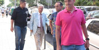 Pedraz tomará mañana declaración a Padrón, Villar y el resto de detenidos