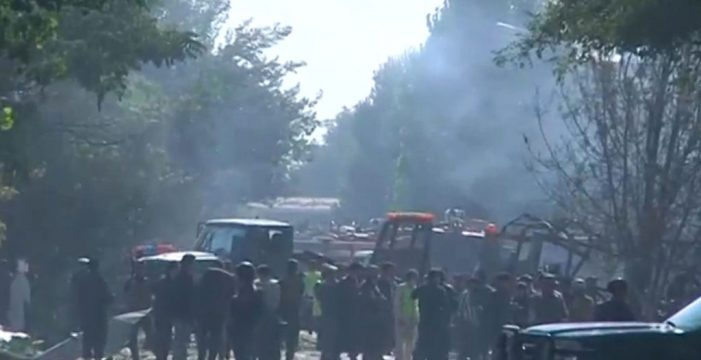Al menos 35 muertos en un atentado suicida talibán en Kabul