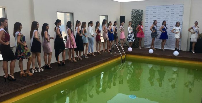 Los Realejos acoge el jueves la gala de Miss Universe Spain Tenerife 2017