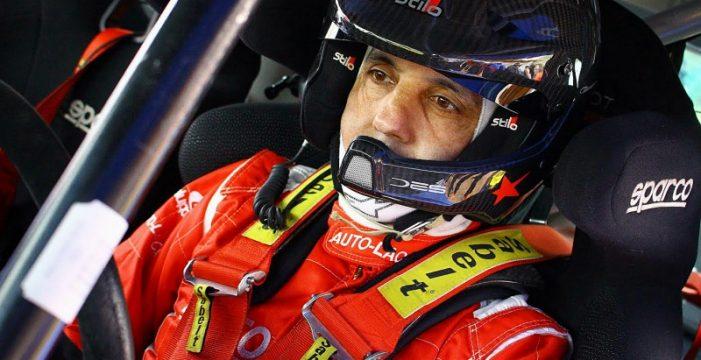 Luis Monzón, ante una de las pruebas más difíciles de la temporada