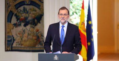 Rajoy lleva al TC la norma del Parlament para una ruptura exprés
