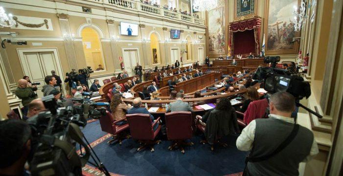 El Parlamento canario tendrá más diputados, según la reforma electoral