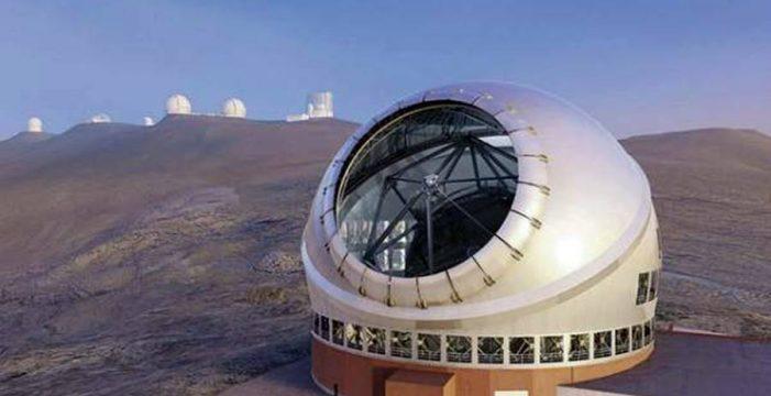 La Palma continúa la lucha por el gran telescopio tras un traspié de Hawái