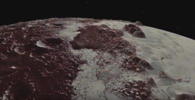 Publican dos años después el vuelo sobre Plutón de la New Horizons