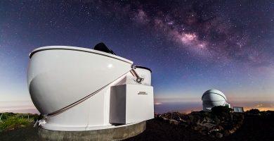 Inauguran por control remoto dos telescopios robóticos en el Observatorio del Teide