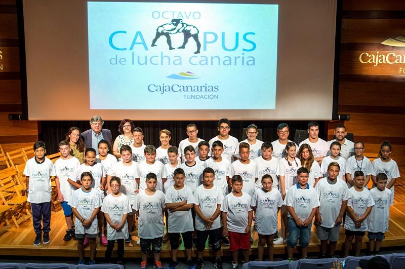 VIII Campus de Lucha Canaria